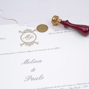 Convite Casamento 1